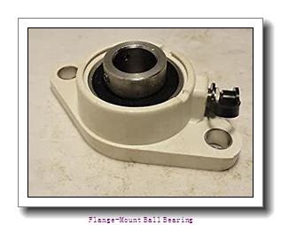 Dodge F2B-SCEZ-008L-PCR Flange-Mount Ball Bearing