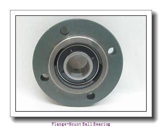 Dodge F4B-SCEZ-40M-PCR Flange-Mount Ball Bearing
