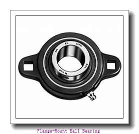 1.3750 in x 3.9375 in x 4.8100 in  Dodge LFSC106 Flange-Mount Ball Bearing