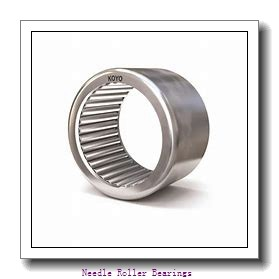 1.7500 in x 2.3125 in x 1.2500 in  Koyo NRB HJT-283720 Needle Roller Bearings