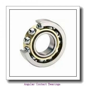 40 mm x 90 mm x 1.4370 in  SKF 3308 A/W64 Angular Contact Bearings