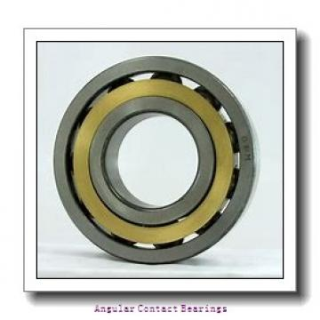 100 mm x 180 mm x 34 mm  Rollway 7220 BM Angular Contact Bearings