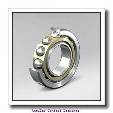 65 mm x 140 mm x 58.7 mm  Rollway 3313 C3 Angular Contact Bearings
