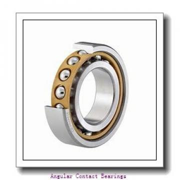 30 mm x 72 mm x 1.1875 in  NSK 5306-2RSNRTNGC3 Angular Contact Bearings