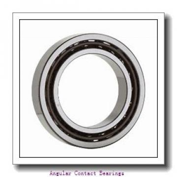 30 mm x 62 mm x 0.6300 in  NSK 7206 BMPC Angular Contact Bearings