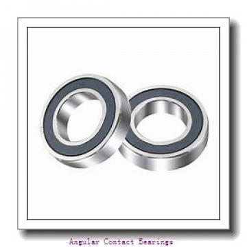 55 mm x 100 mm x 1.3125 in  NSK 5211-2RSNRTNGC3 Angular Contact Bearings