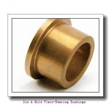 Bunting Bearings, LLC BPT242816 Die & Mold Plain-Bearing Bushings