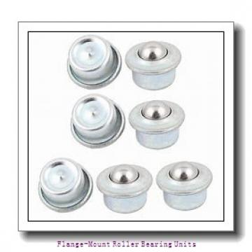 2-7/16 in x 7.2500 in x 12.0000 in  Dodge F4BSD207 Flange-Mount Roller Bearing Units