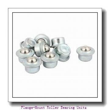 3 in x 5.5600 in x 7.1900 in  Dodge F4BUN2300E Flange-Mount Roller Bearing Units