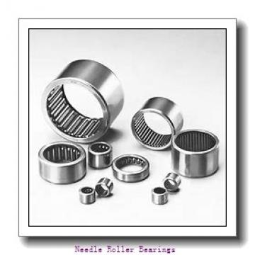 40 mm x 55 mm x 17 mm  INA NAO40X55X17 Needle Roller Bearings