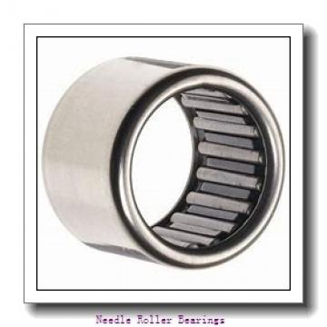 6 mm x 12 mm x 12 mm  Koyo NRB NK6/12TN Needle Roller Bearings