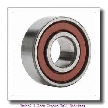 MRC 488503 Radial & Deep Groove Ball Bearings