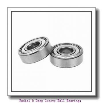 10 mm x 26 mm x 8 mm  Timken 9100PP Radial & Deep Groove Ball Bearings