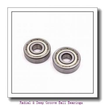 MRC 305M Radial & Deep Groove Ball Bearings