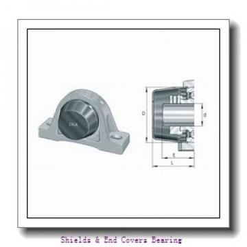 Garlock 29520-2013 Shields & End Covers Bearing