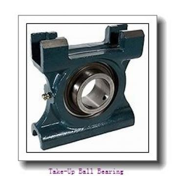 AMI UCTPL207MZ2B Take-Up Ball Bearing
