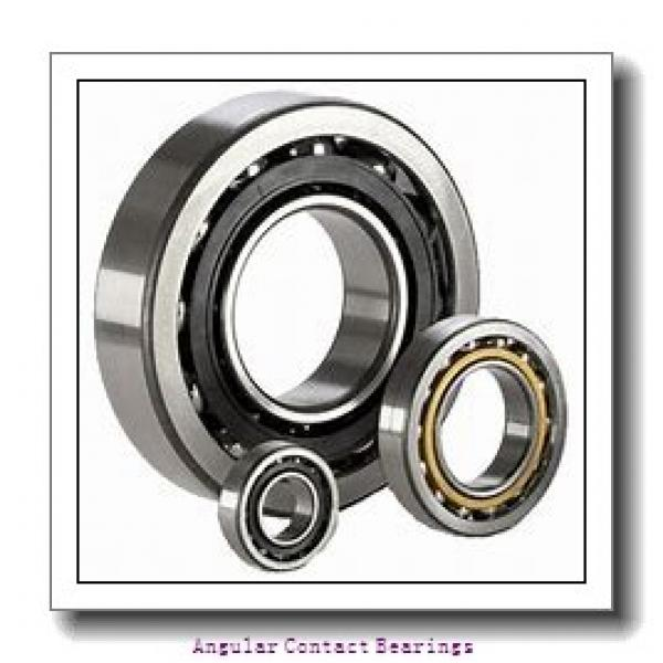 50 mm x 110 mm x 44.4 mm  Rollway 3310 Angular Contact Bearings #1 image